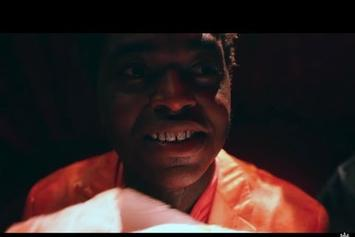 "Kodak Black Clutches A Shovel ""Close To The Grave"""