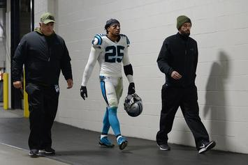 "Eric Reid Says He Was Fined $20,000 On A ""Legal"" Play"