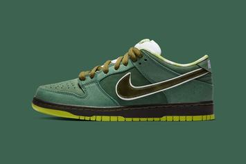 """""""Green Lobster"""" Concepts X Nike SB Dunk Low Official Images Are Here"""