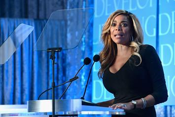 "Wendy Williams' Husband's Alleged Mistress Rumored To Be Pregnant With ""Oops Baby"""