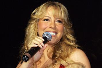 """Mariah Carey Admits She Listens To Christmas Music """"24 Hours A Day"""""""