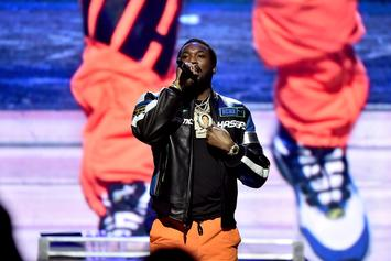"Meek Mill Encouraged To Get Married By His Son & Jay-Z: ""It's Over For The Thots"""