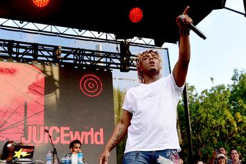 Juice WRLD Calls Out Fans Who Want His Girlfriend To Break His Heart