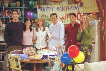 """""""Friends"""" Cast Are Reportedly Still Making $20 Million A Year"""