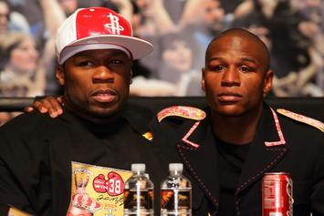 50 Cent Rehashes Floyd Mayweather Beef After Luxury Car Purchases