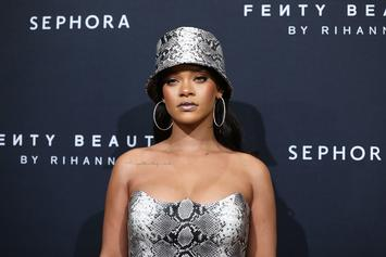 "Rihanna Mourns The Loss Of Fan Who Lost Her Battle With Cancer: ""Love You My Angel"""
