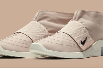 Fear Of God x Nike Moccasin Rumored To Drop In January