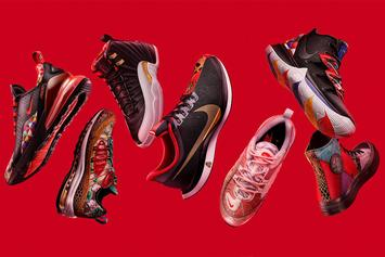 Nike Shows Off Full Chinese New Year Sneaker Pack