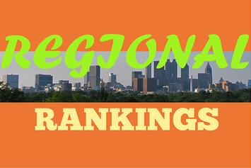 Regional Rankings 2018: Best Cities In Hip Hop This Year