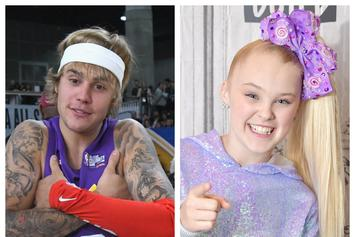 Justin Bieber Apologizes To Jojo Siwa For Telling Her To Burn Her Car