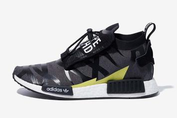 BAPE X NEIGHBORHOOD X Adidas Shoes Dropping In January