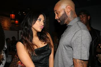 Joe Budden's Fiancée Cyn Santana Previews Her New Single: Watch