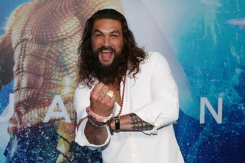 """Aquaman"" Gets Marvel's Seal Of Approval"