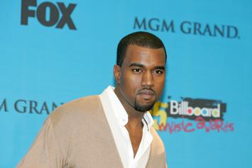 """DJ Who """"Discovered"""" Kanye West Sues Label Over Rapper's Unreleased Demos"""