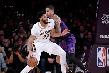 """Anthony Davis Speaks On Pelicans Struggles, Says """"Everyone Is Frustrated"""""""
