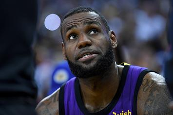 "Danny Ainge: LeBron ""May Be Taking Donald Trump Approach"" With GOAT Talk"