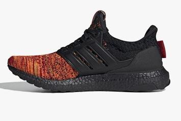 "Adidas UltraBoost ""House Targaryen"" Rumored To Release Tomorrow"
