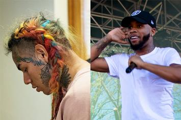 "Tory Lanez Supports Tekashi 6ix9ine In Dire Times: ""Everybody Help My Man 6"""
