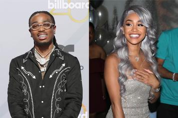 Quavo Posts Coupled Up Photo With Saweetie