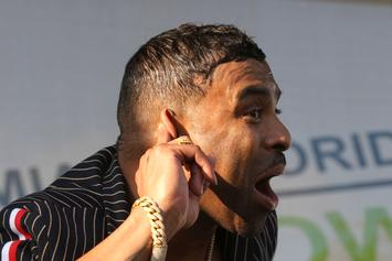 Ginuwine Responds To Reports That His Beard Is Fake