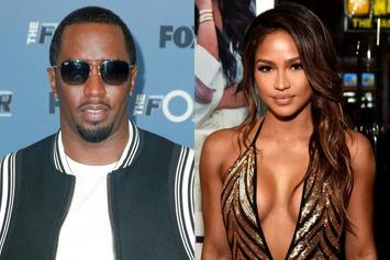 "Diddy Believes Cassie ""Upset Him"" With New BF Photos On Purpose, Sources Say"