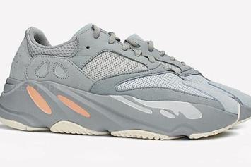 "Adidas YEEZY BOOST 700 ""Inertia"" Official Images"