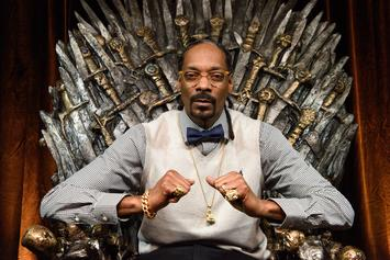 "Snoop Dogg's New Album ""I Wanna Thank Me"" Drops In February"