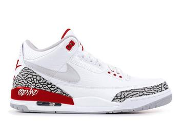 "Air Jordan 3 JTH Releasing In ""Katrina"" Colorway"