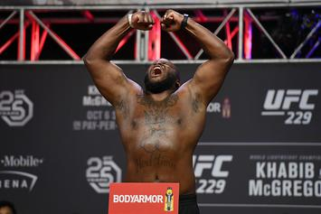 UFC Announces Derrick Lewis vs Junior dos Santos Heavyweight Bout
