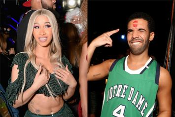 Cardi B & Drake Lead iHeartRadio Music Awards Nominations In A Big Way
