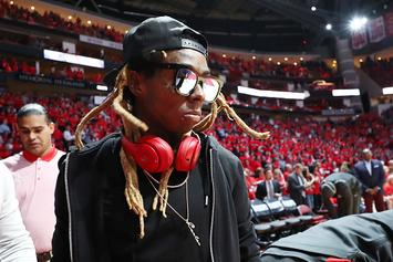 Lil Wayne Explains Why He's Nike Over Adidas