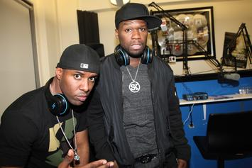 50 Cent & DJ Whoo Kid Rep Their G-Unit Roots