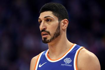 Enes Kanter Doubles Down On Criticism Of Turkish President