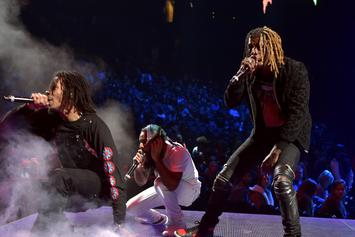 """Flatbush Zombies Bring """"Headstone"""" To James Corden's """"Late Late Show"""""""
