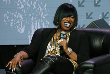 """Missy Elliott Celebrates Her """"Songwriters Hall of Fame"""" Induction Becoming Official"""