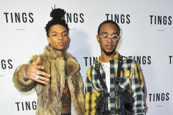 "Slim Jxmmi Announces Solo Project After Sparking Rumors Of A ""Rae Sremmurd Split"""