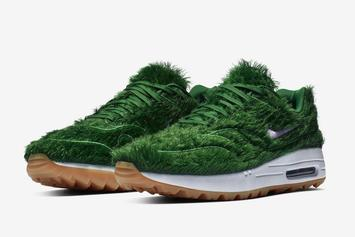"Nike Air Max 1 G ""Grass"" Coming Soon: First Look"