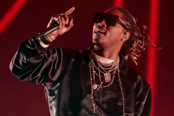 "Future Reveals Number Of Songs On ""The WIZRD"""