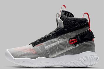 "Jordan Apex Utility ""Bred"" Official Images"