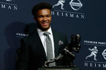 Oklahoma's Kyler Murray Declares For NFL Draft