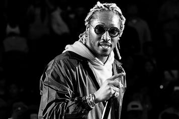 """Top Tracks: Future's #1 Again With """"Jumpin On A Jet"""""""