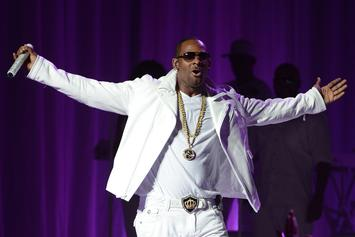 R. Kelly Isn't Concerned With Artists Pulling His Music, More Worried About Suing Lifetime