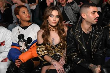 """Paris Jackson Opens Up About Social Media Break: """"It Can Be Too Much Sometimes"""""""
