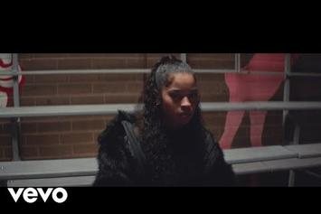 "Ella Mai Only Has 24 Seconds In ""Shot Clock"" Visuals"