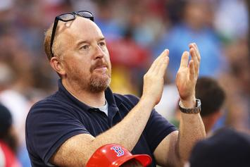 """Louis C.K. Jokes About Masturbation: """"I Don't Like To Be Alone"""""""