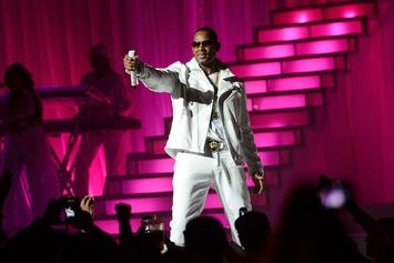 "R. Kelly's Ex-Manager Surrenders To Authorities Over ""Murder Threats"""