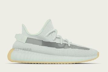 """Adidas Yeezy Boost 350 V2 """"Hyperspace"""" Coming Soon: First Look"""