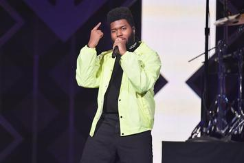 """Khalid Is No. 1 On Hot R&B Songs Chart With """"Better"""""""