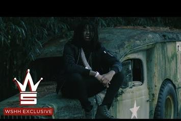 """SahBabii Drops Off New Clip For """"Army"""""""