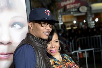 "Tiny Reflects On Her & T.I's ""Lit"" Fairytale Wedding Day"
